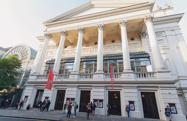 Lawyer accused of 'punching' audience member at Royal Opera House in row over seating