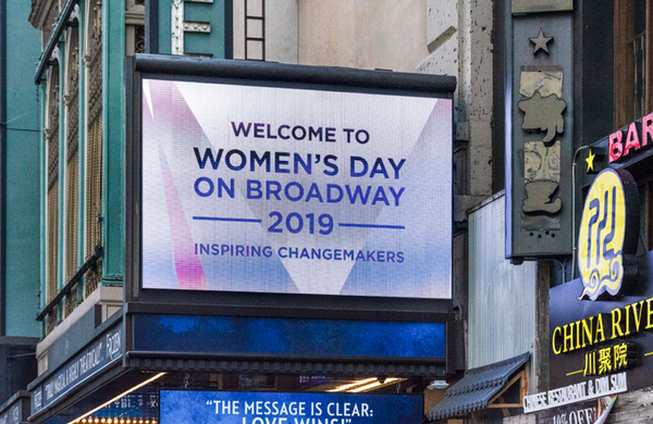 Howard Sherman: Issues raised during Women's Day on Broadway need to be heard every day