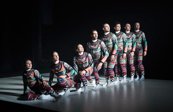 National Dance Company Wales' Tundra. Photo: Rhys Cozens