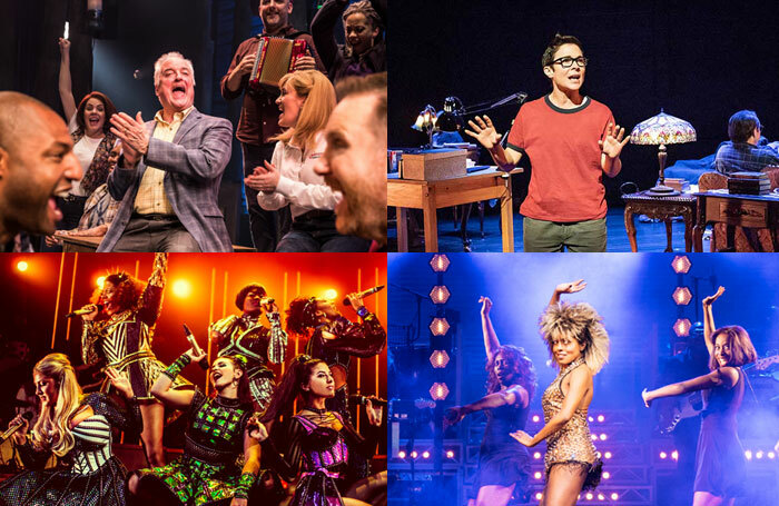 Come From Away, Fun Home, Six and Tina – The Tina Turner Musical are all up for best new musical