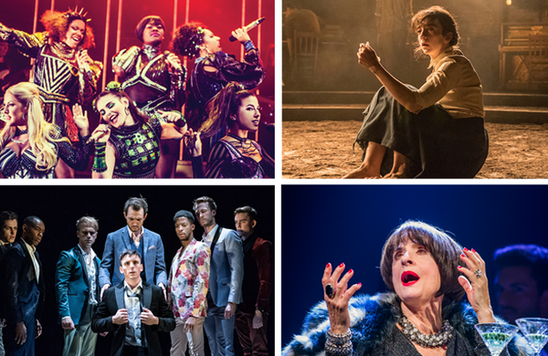 Olivier Awards 2019: nominations in numbers