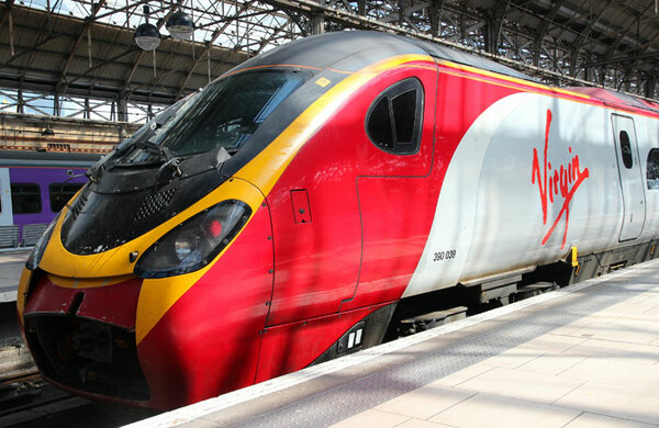 Virgin Trains rebuked for 'appalling' use of unpaid voice-overs for toilet campaign