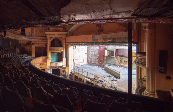 Burnley Empire restoration work to begin thanks to £44k grant
