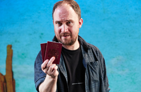 Playwright Chris Thorpe: The only way I could write about Brexit was by telling myself I wasn't