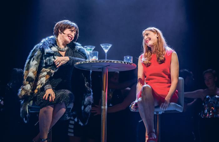 Patti LuPone and Rosalie Craig in Company. Photo: Tristram Kenton