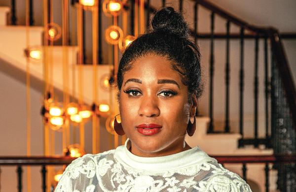 Actor and writer Emma Dennis-Edwards: 'Your value is not based on your work'
