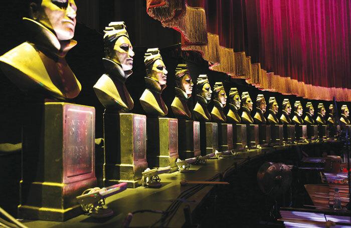 The Olivier Awards. Photo: Darren Bell