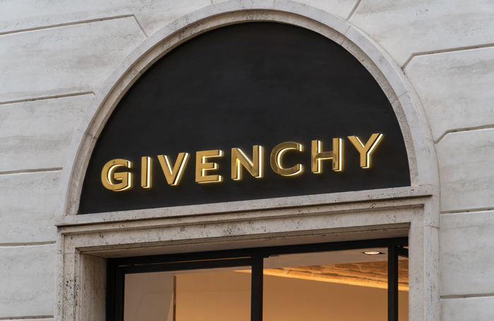Fashion house Givenchy has been criticised for seeking members of the public to do unpaid voice-over work. Photo: Shutterstock