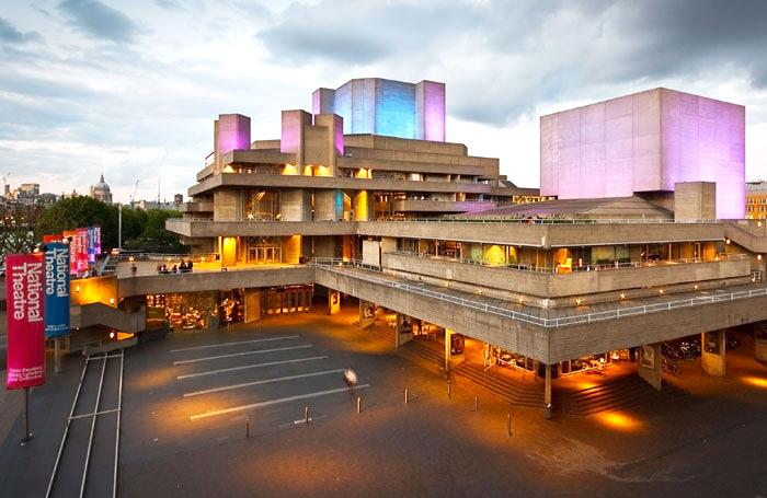 National Theatre, South Bank. Photo: Milan Gonda/Shutterstock