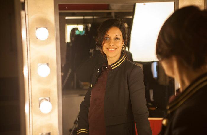 Lighting designer and Stage Sight founder Prema Mehta