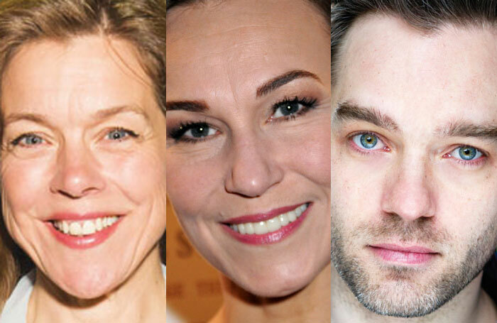 Janie Dee, Joanna Riding and Hadley Fraser will appear in Carousel at Cadogan Hall