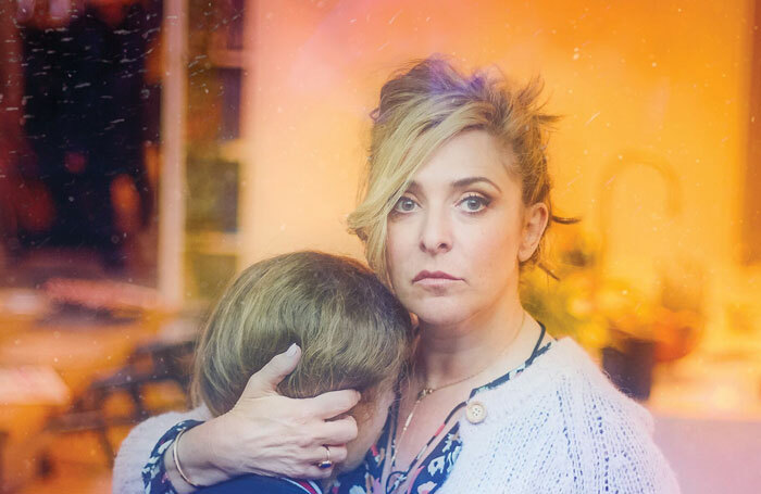 Tracy-Ann Oberman will appear as the mother of a criminal son in mother of Him at Park Theatre