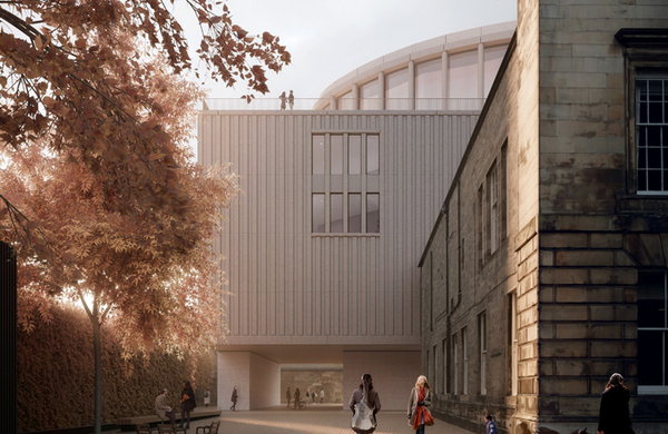 Edinburgh's first purpose-built performance venue in more than 100 years wins planning permission