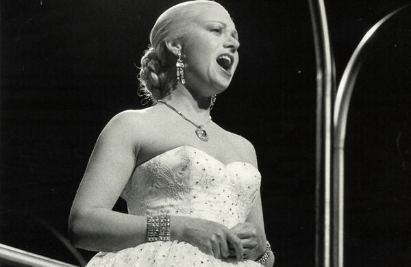 Richard Jordan: I'm gutted the new Evita isn't a Brit – she could have been the new Elaine Paige