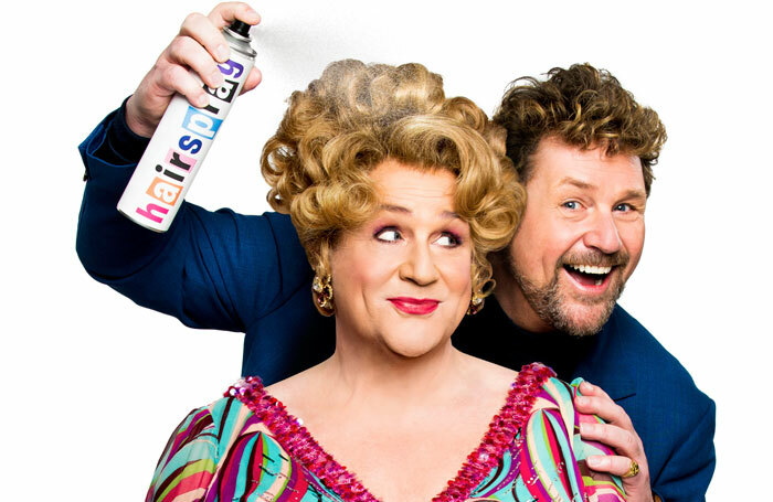 Michael Ball will star in Hairspray! when it runs at the London Coliseum next year.