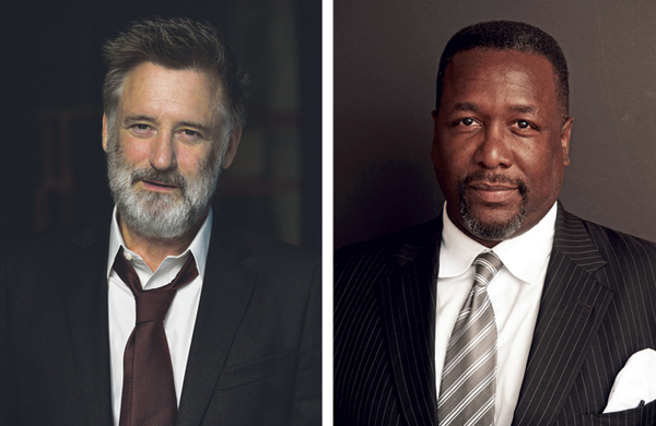 Editor's View: Bill Pullman and Wendell Pierce's formative experiences underline London theatre's global pull