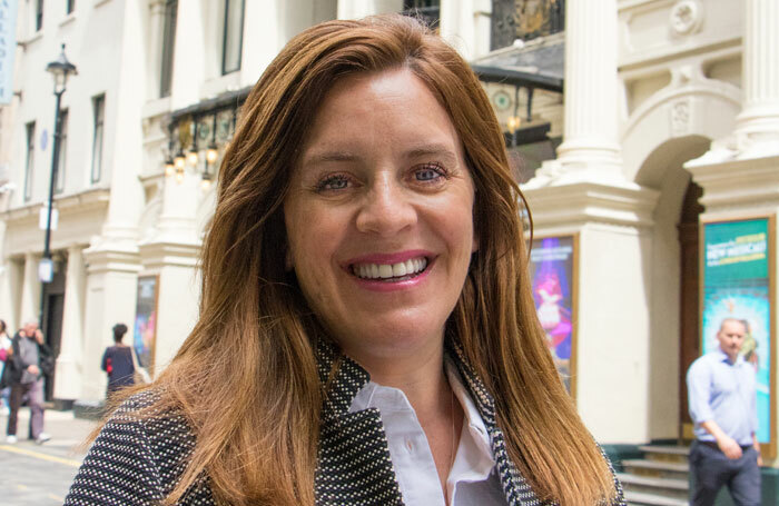 LW Theatres chief executive Rebecca Kane Burton has warned that a shortage of women in the company's technical departments is adversely affecting the company's gender pay gap
