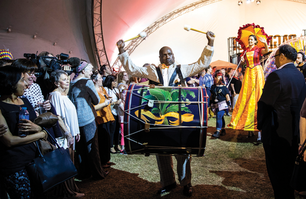 Alex Reedijk: 'I want Scottish Opera to feel like a festival all year round'