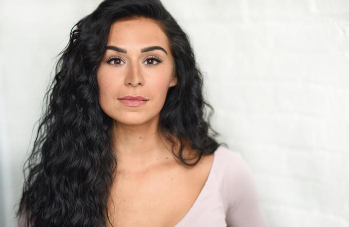 Samantha Pauly will play Eva Peron in Evita