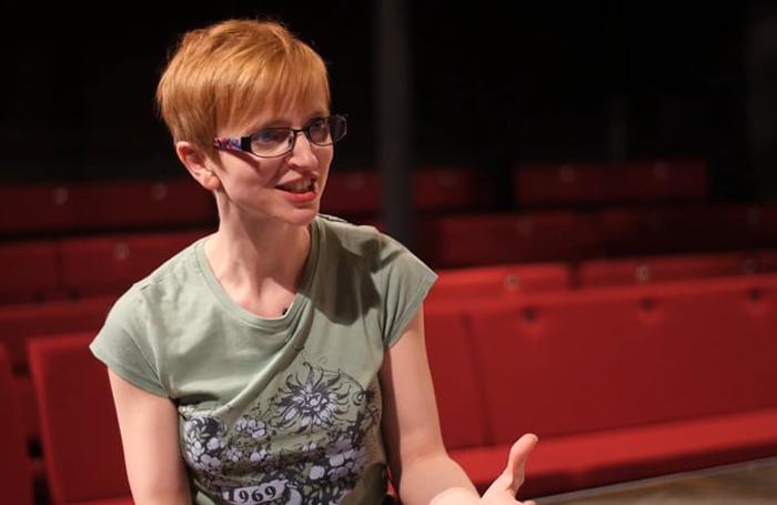 Artistic director Sarah Punshon is leaving the Dukes Theatre in Lancaster