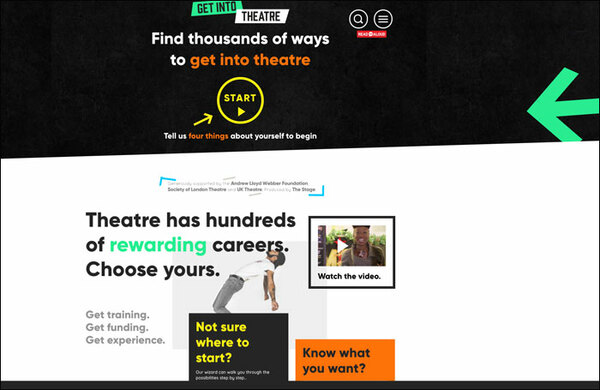 The Stage launches vital theatre careers resource supported by Andrew Lloyd Webber