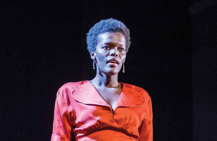 Sheila Atim in Girl from the North Country. Photo: Tristram Kenton
