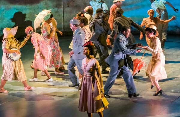 Helen Edmundson's Small Island at National Theatre – review round-up