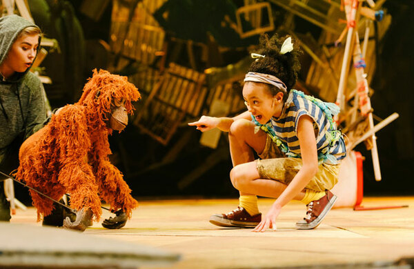 Children's Theatre Partnership secures Arts Council funding to tour three new shows