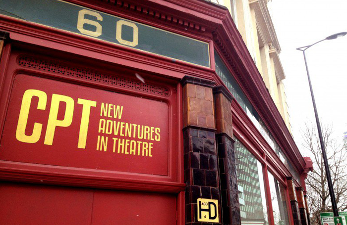 """Camden People's Theatre Hampstead Road base has been described as """"brash and cheeky"""" and """"adding personality to performance"""""""