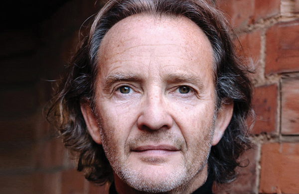 Actor Anton Lesser: 'I'd much rather be here than stuck halfway up a mountain'