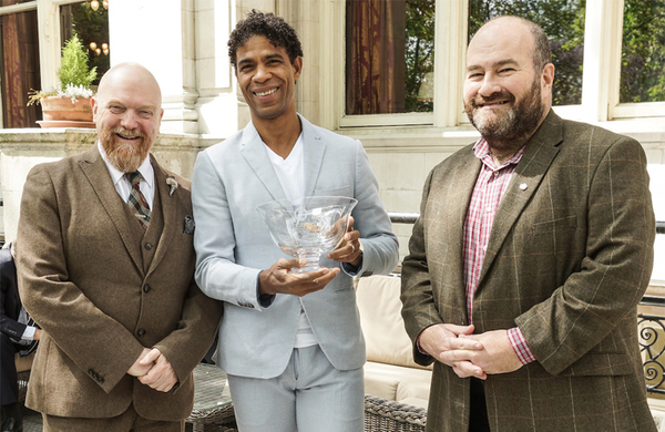 Carlos Acosta honoured for services to the arts
