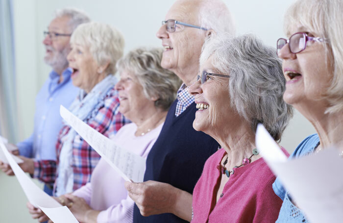 Engaging in creative activities such as singing in a choir can boost well-being. Photo: SpeedKingz/Shutterstock