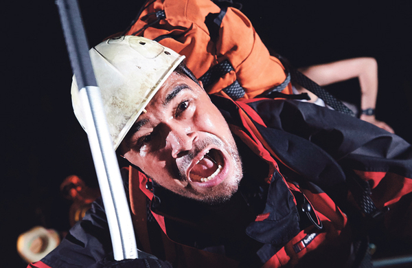 Touching the Void announces West End transfer