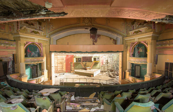 At risk theatres given £90k boost to help renovation work in new funding scheme