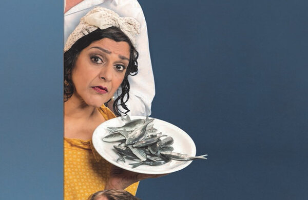 Meera Syal to star in Noises Off at Lyric Hammersmith