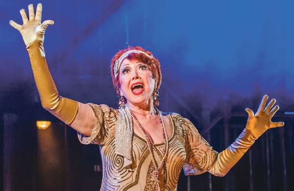 Broadway star Donna McKechnielaunches musical theatre scholarships in Scotland