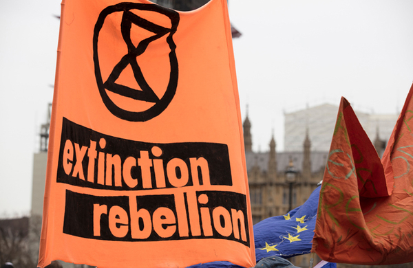 Extinction Rebellion to take up residency at Summerhall during Fringe