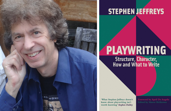 How to be a playwright: lessons from past master Stephen Jeffreys