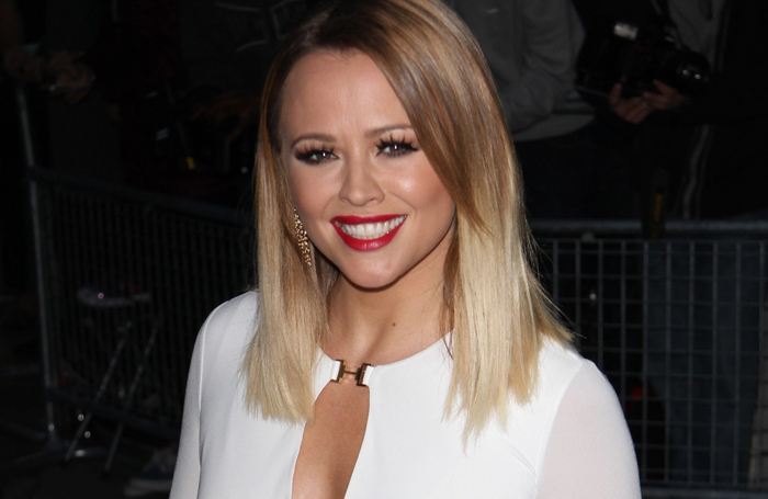 Kimberley Walsh. Photo: Shutterstock