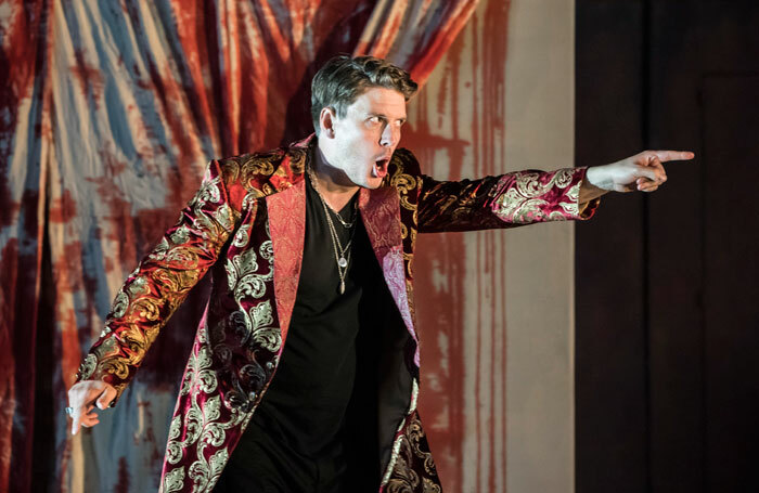 Jonathan McGovern in Don Giovanni at Garsington. Photo: Johan Persson
