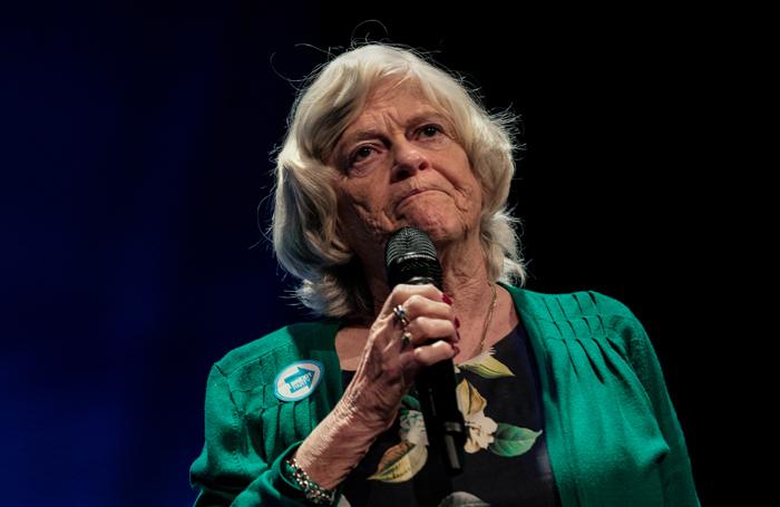 Ann Widdecombe. Photo: Shutterstock