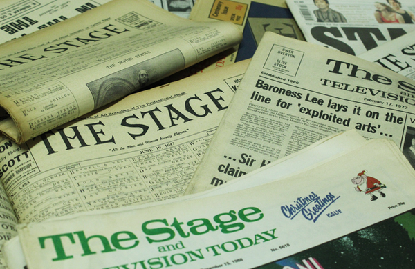 Nichola McAuliffe's 'extraordinary interlude' as tabloid theatre critic – 15 years ago in The Stage