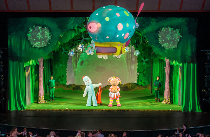 Family Tickets previously sold tickets to shows such as In the Night Garden Live, but is expanding to cover the whole family entertainment sector