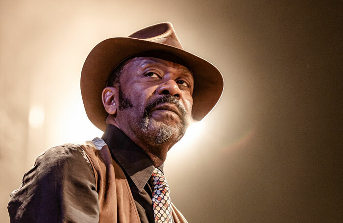 Lenny Henry in King Hedley II at Theatre Royal Stratford East. Photo: Richard Davenport