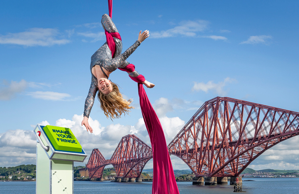 Biggest ever Edinburgh Fringe programme announced as support for performers is boosted