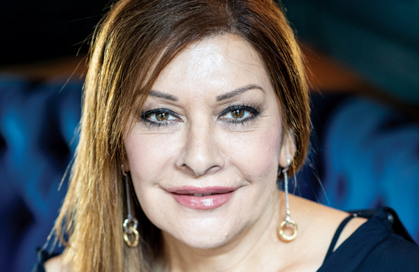 Actor Marina Sirtis: 'You know you're an icon when the drag queens start doing you'