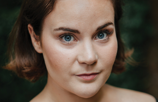 Natasha J Barnes: 'Minutes after the audition, I had a recall for my first West End show'