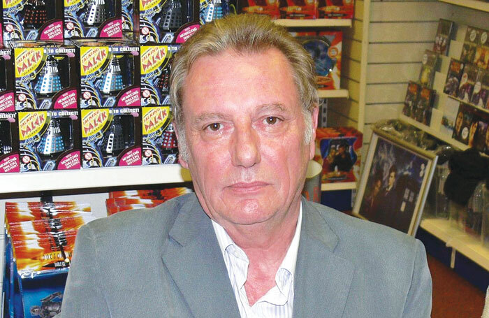 Paul Darrow. Photo: Tim Drury