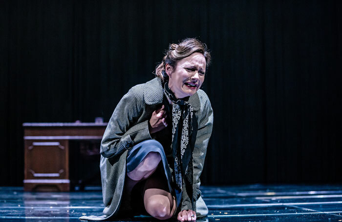 Rachael Stirling in Plenty at Chichester Festival Theatre. Photo: The Other Richard