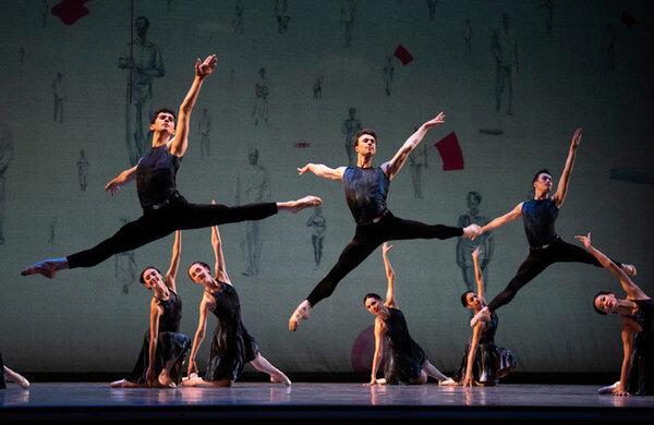San Francisco Ballet: Shostakovich Trilogy